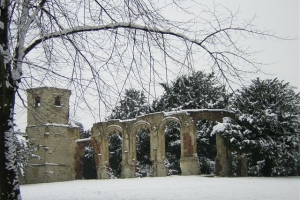 Holy Ghost Chapel Ruins, Basingstoke