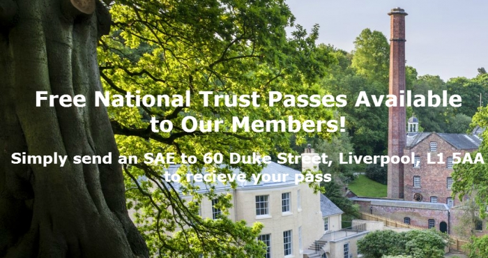 National Trust Passes